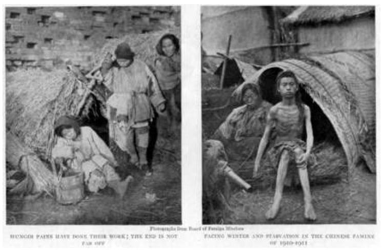 """causes of the great chinese famine Much like the soviet famine of 1932-1933, the great chinese famine was caused by communist leaders attempting to force change upon an unwilling population as part of their """"great leap forward"""", the owning of private land was outlawed in china in 1958."""