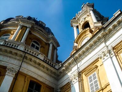 Immagine facciata Basilica di Superga
