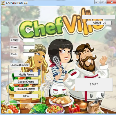 hack tool then you have come at the right site this chefville hack