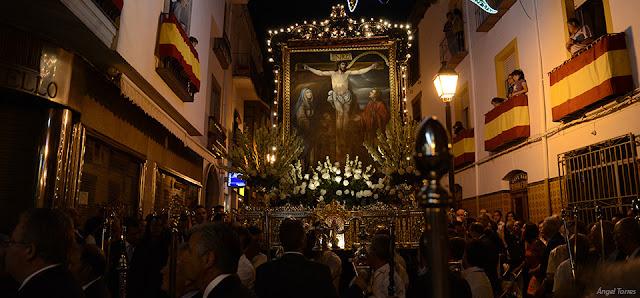 Procesión del Cristo de Chircales