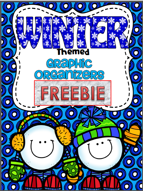 https://www.teacherspayteachers.com/Product/FREEBIE-Sample-of-Graphic-Organizers-for-the-Winter-1573208