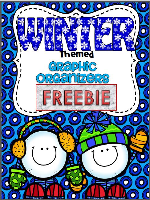 https://www.teacherspayteachers.com/Product/FREEBIE-Sample-of-Graphic-Organizers-for-the-Winter-1573208