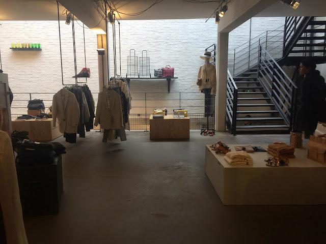 Merci concept store, Paris, France