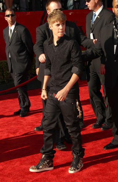 Celeb Choice Justin Bieber