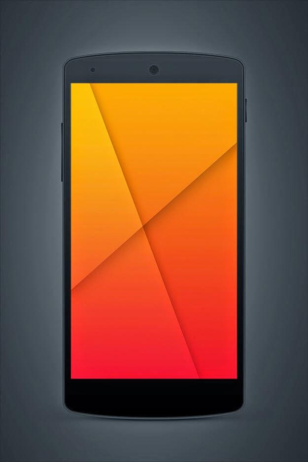 Nexus 5 PSD Templates