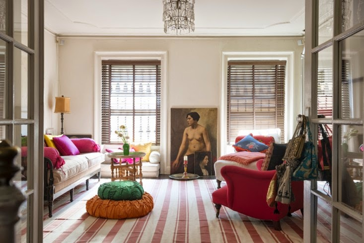 Hippie hour hippie deco apartamento hippie indio en brooklyn for Muebles estilo indio
