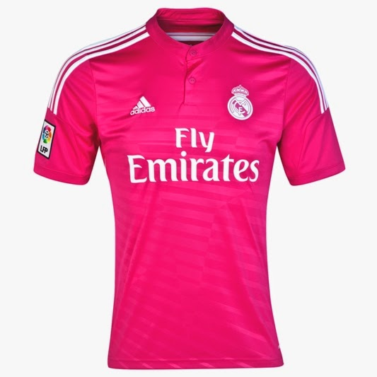 Jersey Away Real Madrid 2014-2015