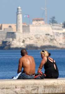 Malecon de La Habana, Cuba