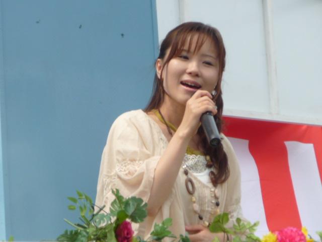 Chie Blog: 坪北紗綾香さん
