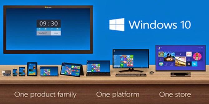 Windows 10 Dapat Di Download Untuk Ponsel