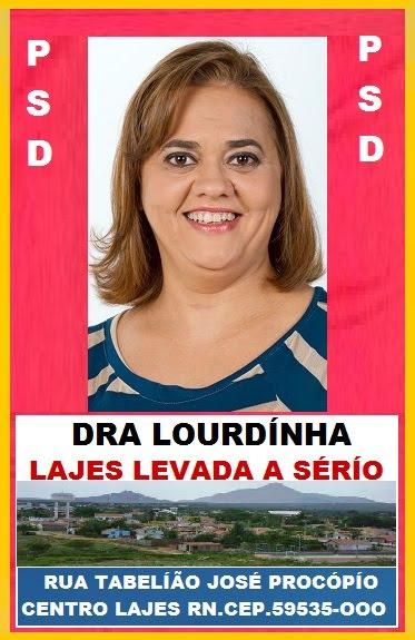 DRA LOURDINHA  LAJES RN