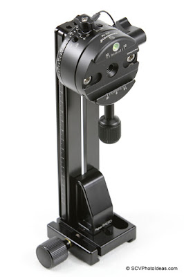 Hejnar PHOTO G21-80 based Vertical Rail + Sunwayfoto DDP-64S Index Rotator - intro