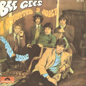 Bee Gees - I Started a Joke