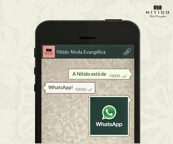 Nítido de WhatsApp