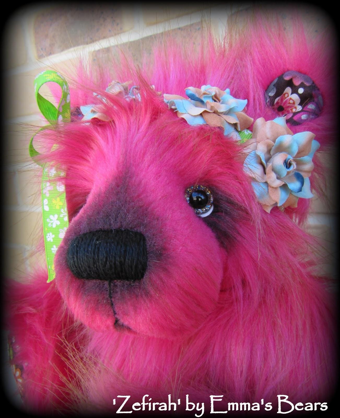 the inner world of emmas bears pink power