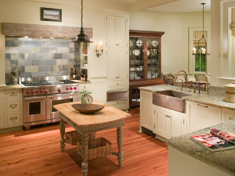 Old Southern Homes Kitchens