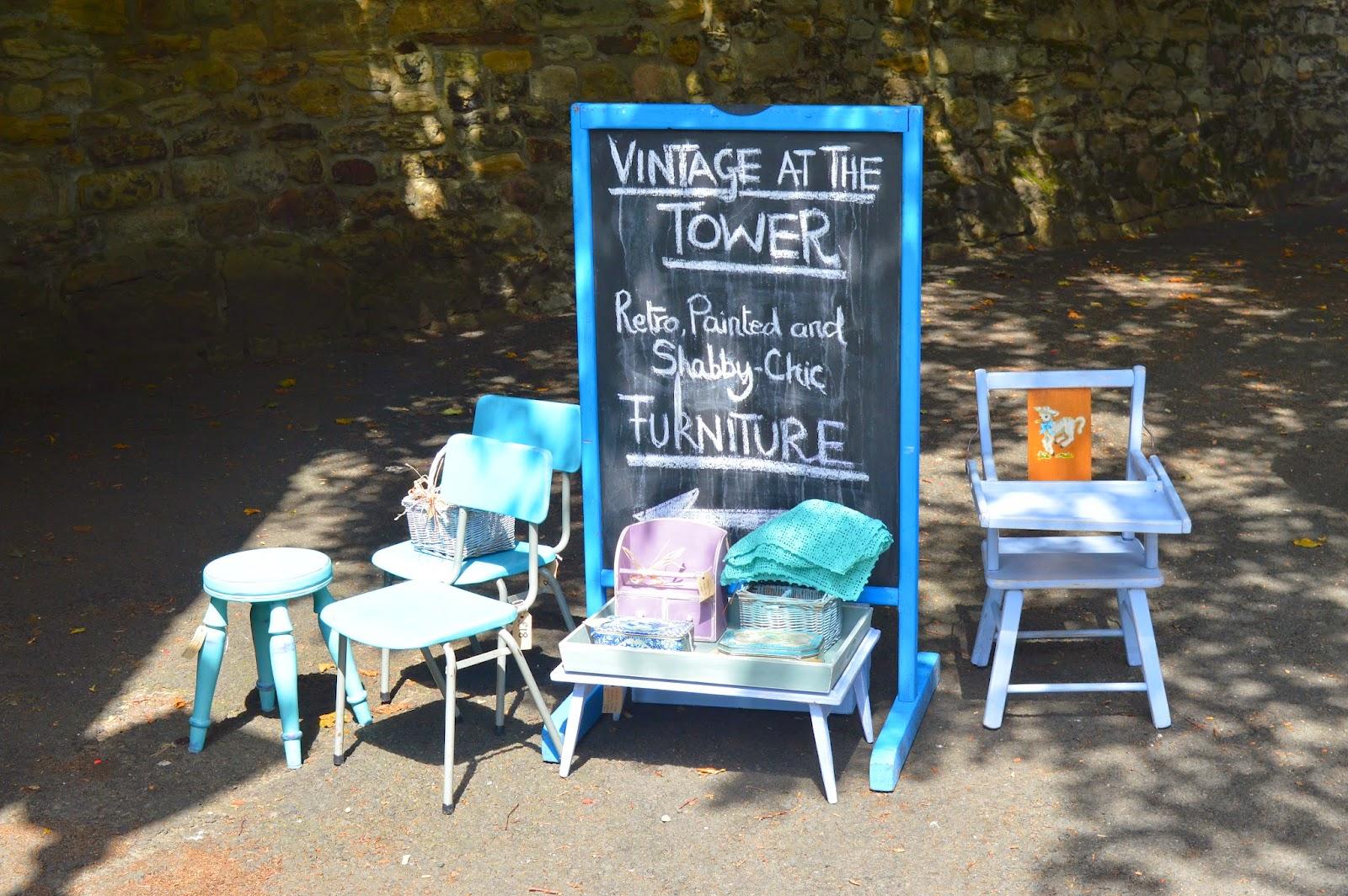 Shabby chic furniture in Corbridge, Northumberland