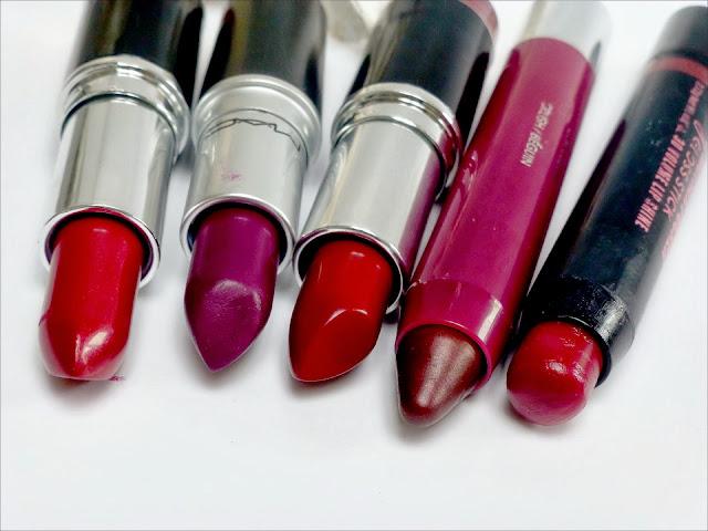 Autumn Lip Colours