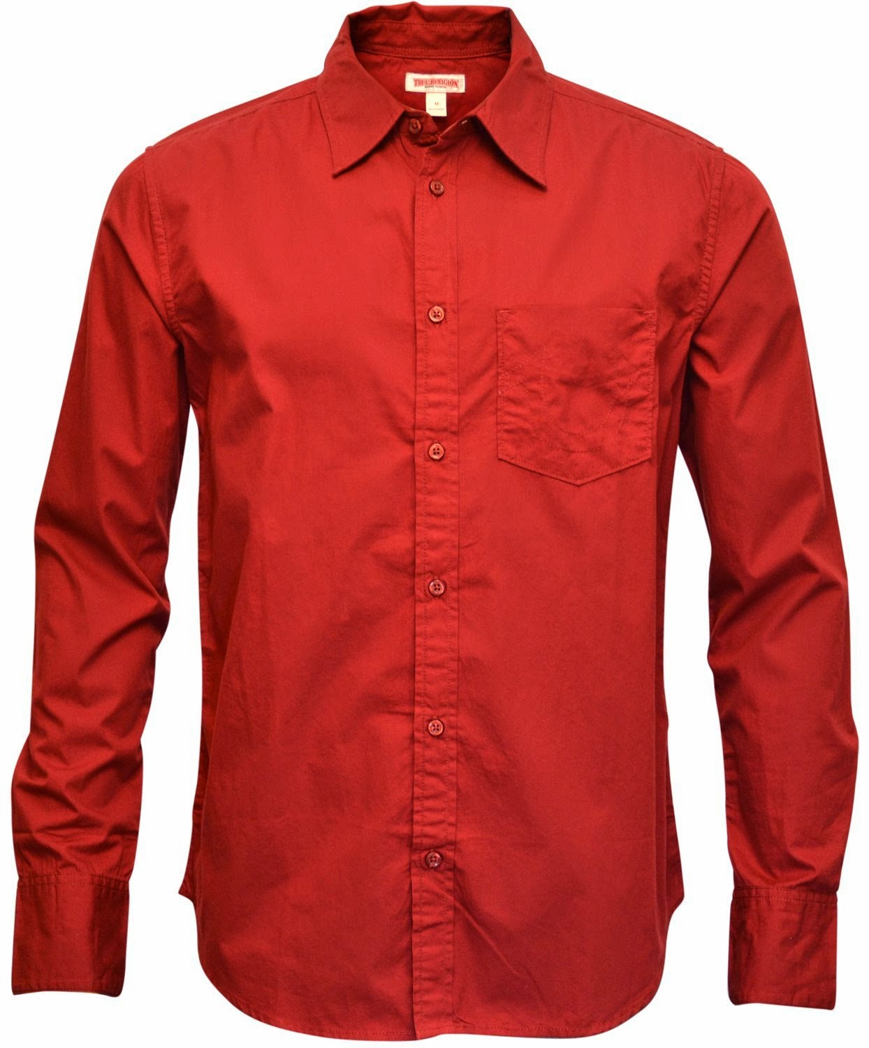 Men`s USA: What is the important of Red dress Shirt in the field ...