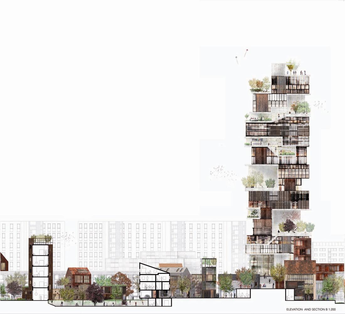 a f a s i a lundgaard tranberg arkitekter. Black Bedroom Furniture Sets. Home Design Ideas