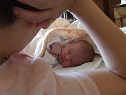 El recién nacido en el hogar