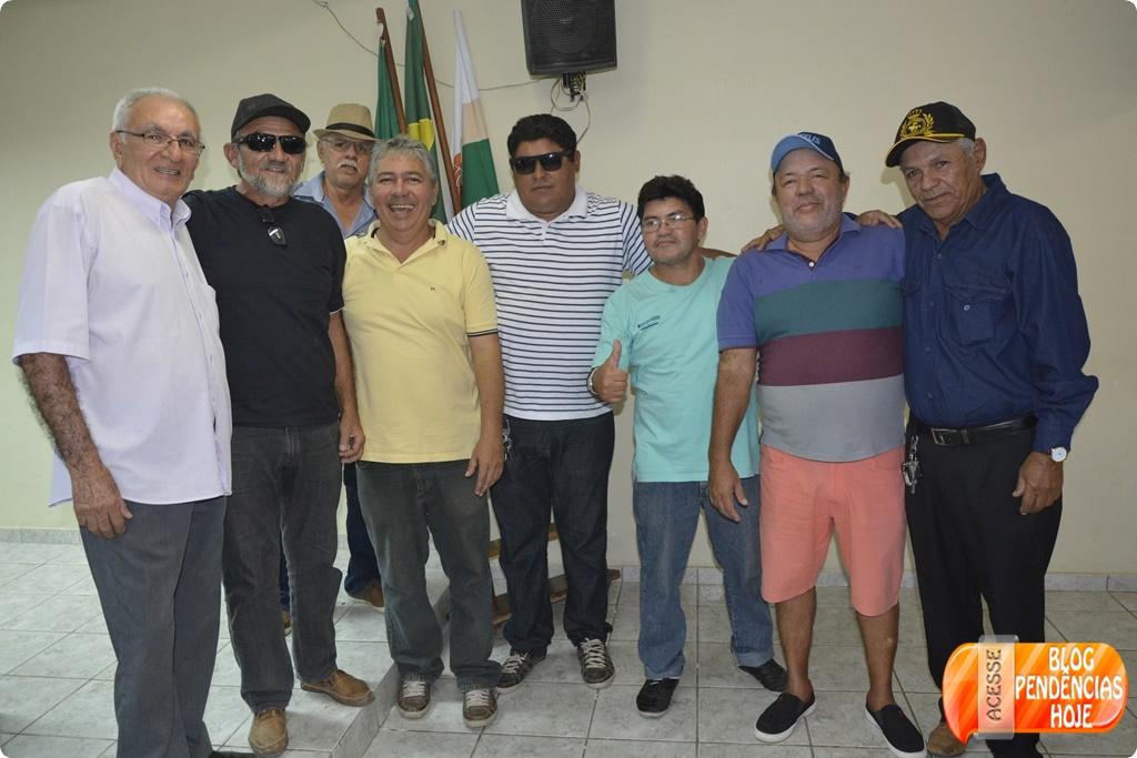 Partido da Mobilização Nacional (PMN) realizou sua convenção hoje (30) pela manhã, confira as fotos