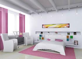 12 Contoh Desain Kamar Tidur Minimalis