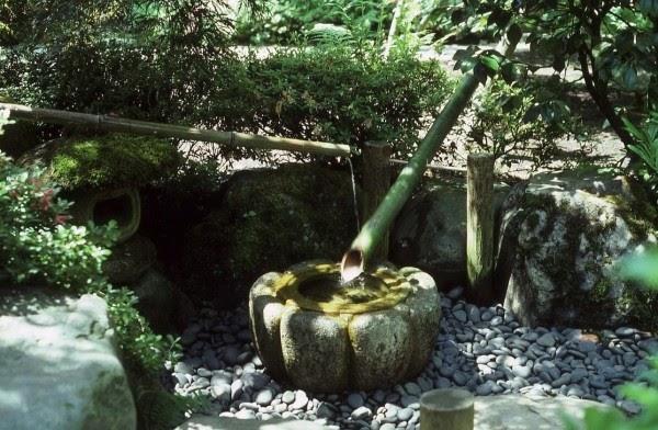 decorar com Tipos de Jardim Japonês