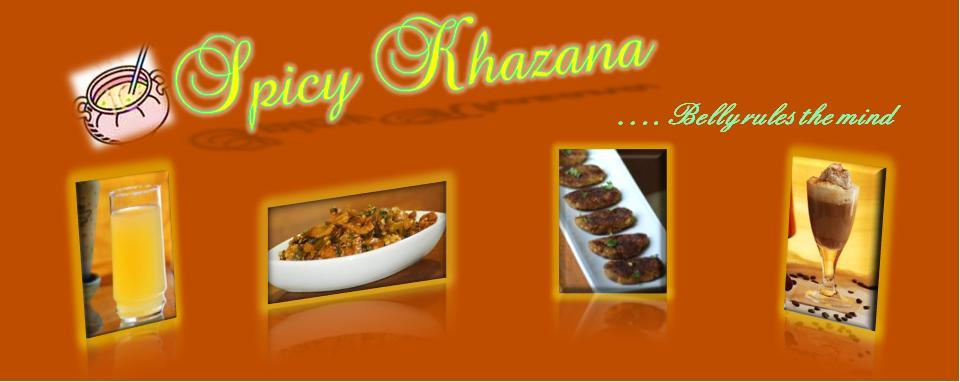 Khazana of my favorite recipes..