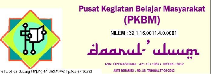 PKBM Daarul-'uluum