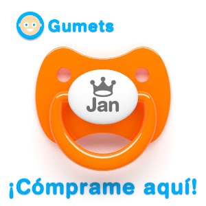 Gumets Chupetes Personalizados