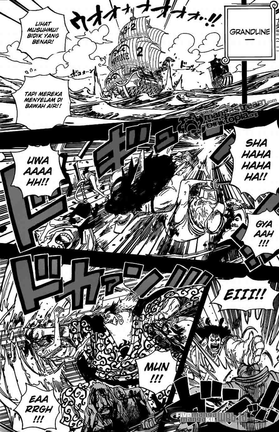 One Piece 622 page 07