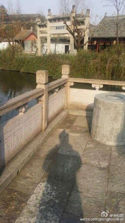 ACTUALIZACIONES SOBRE EL NUEVO DRAMA CHINO Wushen Zhao Zilong (武神赵子龙) donde participa nuestro Kim Jeong Hoon  10494808_804038073021037_5839018644811303248_n
