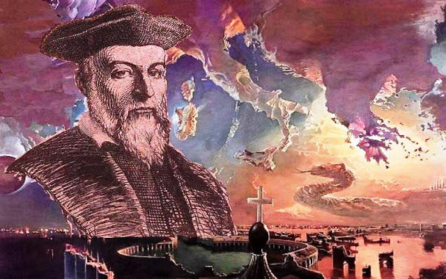 Nostradamus Text Allegedly Predicts The Rise of ISIS and Spark of WWIII