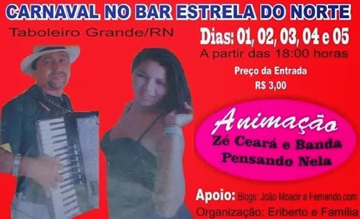 Carnaval Do Bar Estrela do Norte