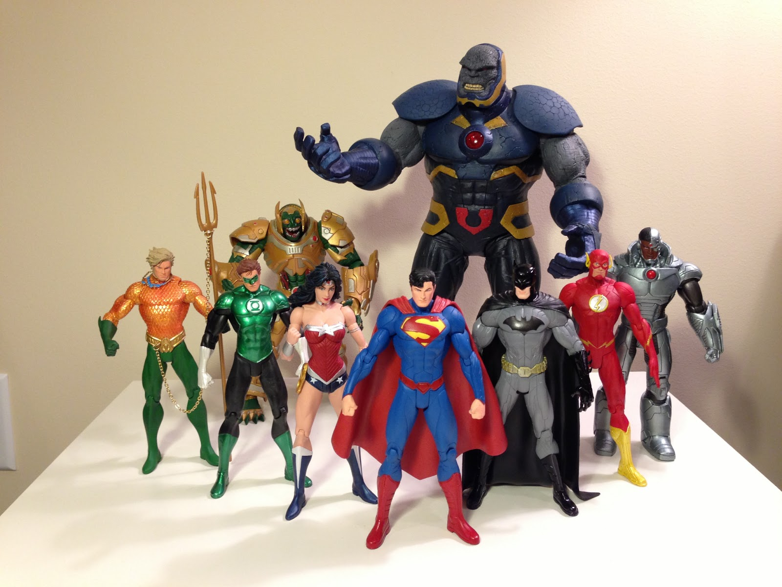 for justice league green lantern toys displaying 17 images for justice ... Justice League Unlimited Cyborg