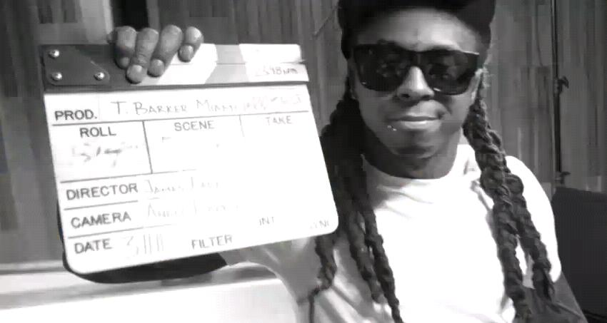 Foto do Tunechi no clipe Can A Drummer Get Some