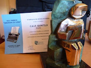 Premio Irmandade do Libro Abril 2013