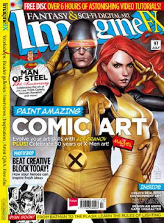 ImagineFX Magazine July 2013