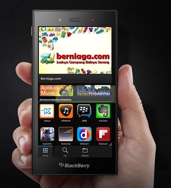 Z3 BlackBerry Phones