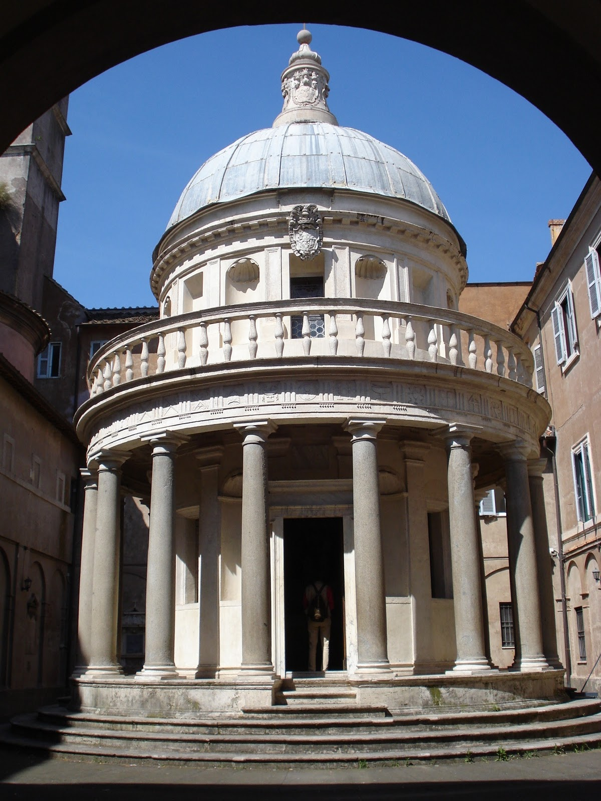 Historia Del Arte La Arquitectura Del Renacimiento Italiano
