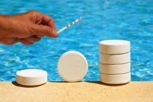 Punto sanitario productos de mantenimiento para piscinas - Pastillas de cloro para piscinas ...