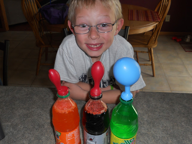 Pop Rocks Science Project