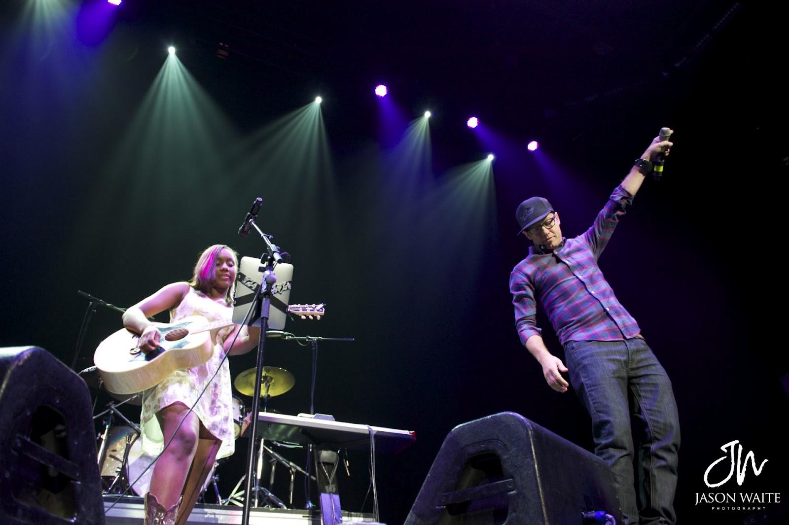Jamie Grace Concert Tour