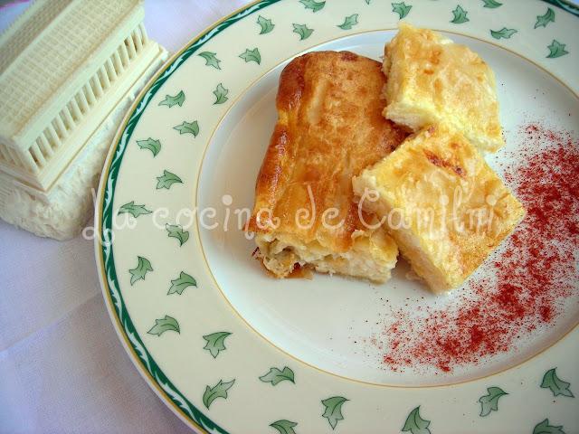 La cocina de camilni costrada griega - Que hacer con la pasta filo ...
