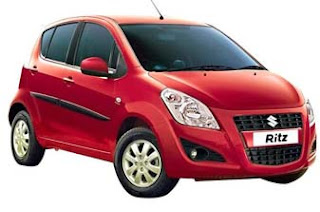 Maruti Ritz Automatic prices out