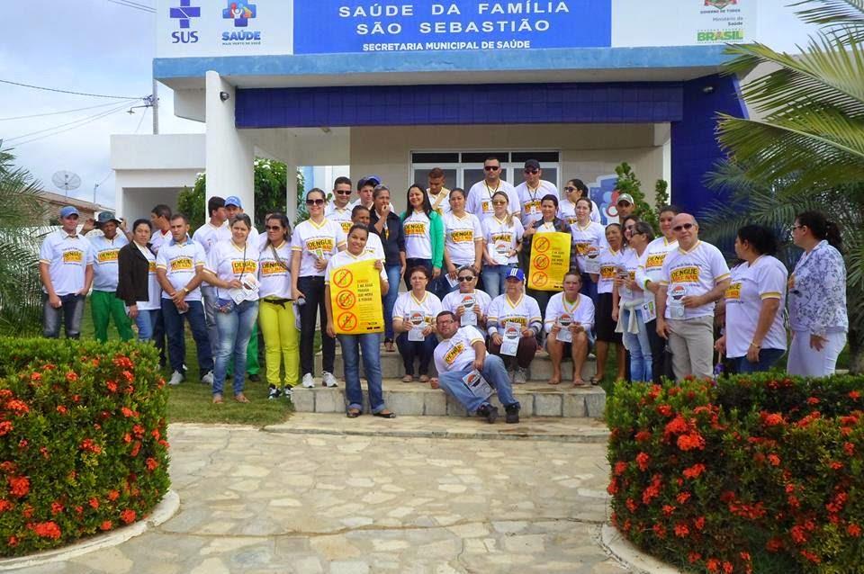 Prefeitura de Amparo realiza Dia D de Combate a Dengue