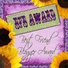 An award from Rhonda!