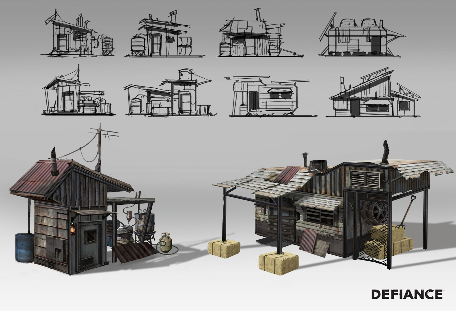 Danny pak art of defiance for Architecture 2d