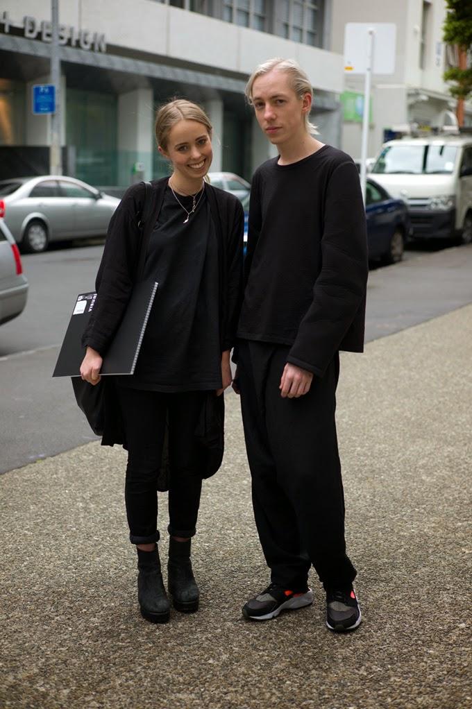 NZ street style, street style, street photography, New Zealand fashion, hot models, auckland street style, hot kiwi girls, black, most beautiful, kiwi fashion